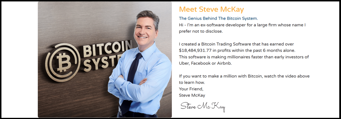 Bitcoin-System-Steve McKay